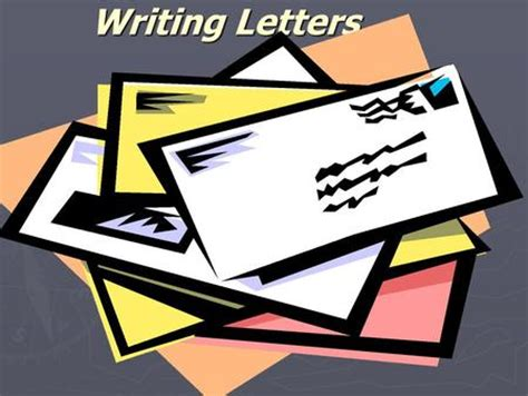 How to write a formal letter to employer